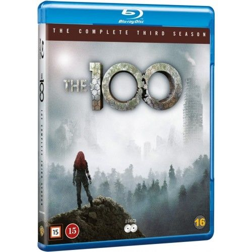 The 100 - Season 3 Blu-Ray