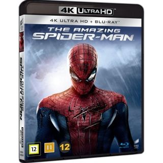 The Amazing Spider-Man - 4K Ultra HD Blu-Ray