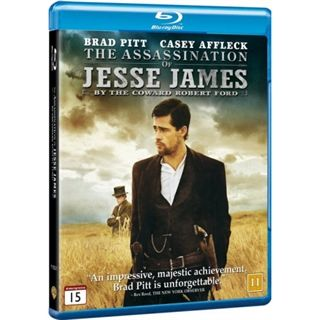 The Assassination Of Jesse James Blu-Ray