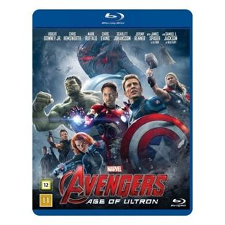 Avengers - Age Of Ultron Blu-Ray