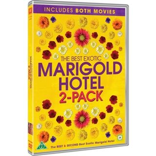 The Best Exotic Marigold Hotel 1-2 Box