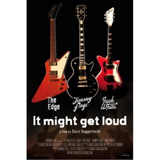 The Edge - Jimmi Page & Jack White - It Might Get Loud
