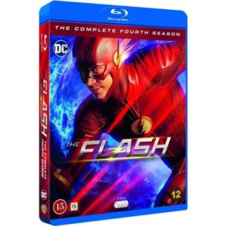 The Flash - Season 4 Blu-Ray
