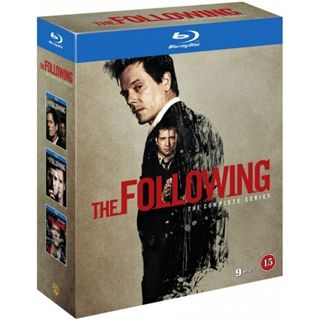 The Following - Complete Blu-Ray Box