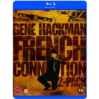 The French Connection 1-2 Blu-Ray