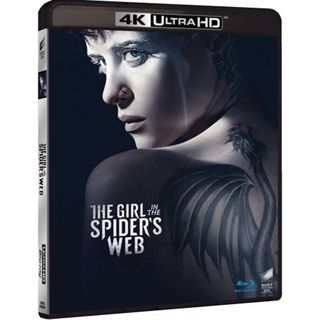 The Girl In The Spiders Web - 4K Ultra HD Blu-Ray