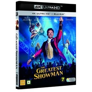 The Greatest Showman - 4K Ultra HD Blu-Ray