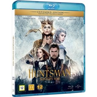 The Huntsman - Winters War Blu-Ray