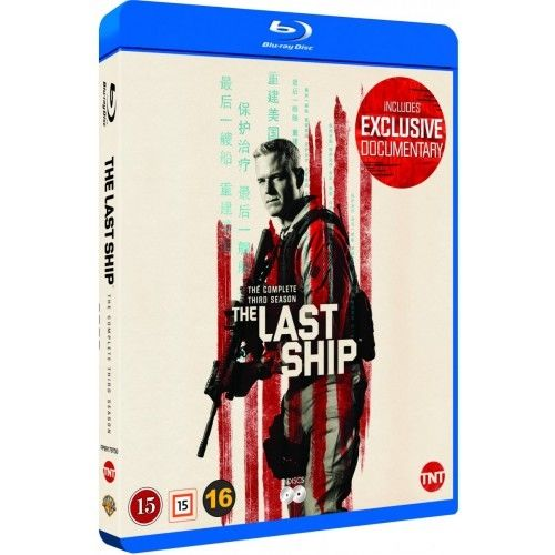 The Last Ship - Season 3 Blu-Ray