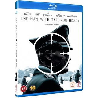 The Man With The Ironheart Blu-Ray