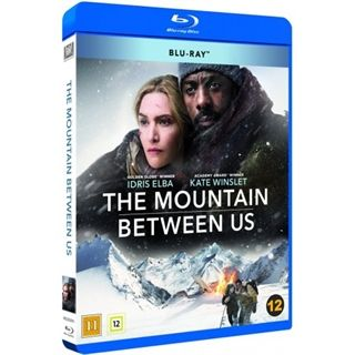 The Mountain Between Us Blu-Ray
