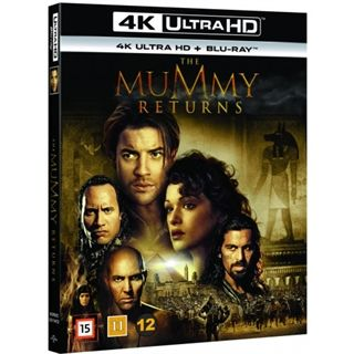 The Mummy Returns - 4K Ultra HD Blu-Ray