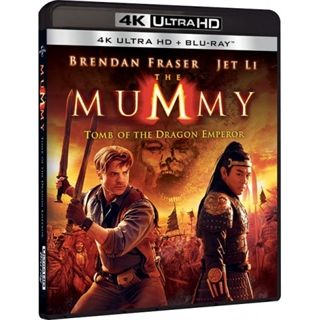 The Mummy - Tomb Of The Dragon Emperor - 4K Ultra HD Blu-Ray