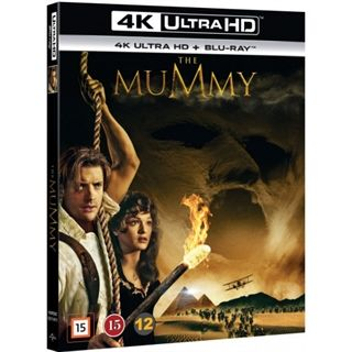 The Mummy - 4K Ultra HD Blu-Ray
