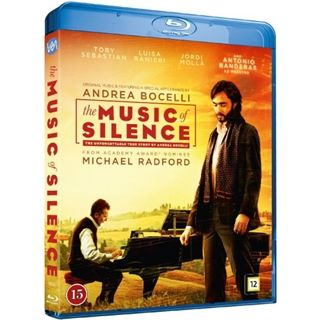 The Music Of Silence Blu-Ray