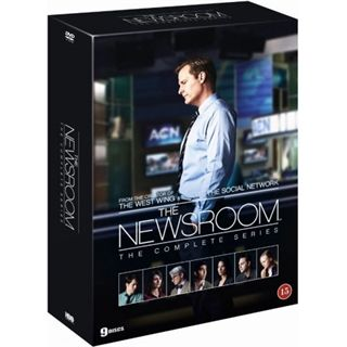 The Newsroom - Complete Series