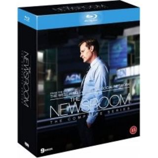 The Newsroom - Complete Blu-Ray