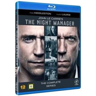 The Night Manager - Complete Blu-Ray Box