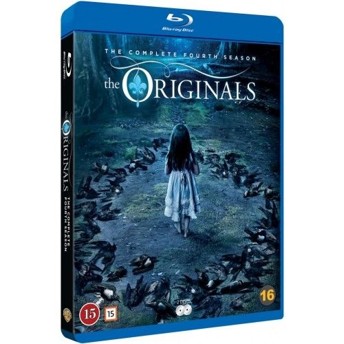 The Originals - Season 4 Blu-Ray