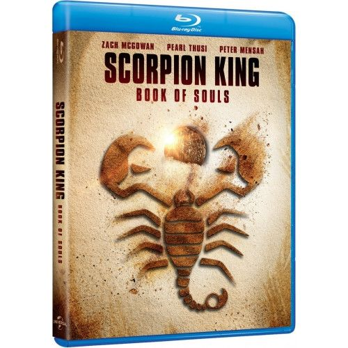 The Scorpion King 5 - Book Of Souls Blu-Ray