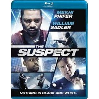 The Suspect Blu-Ray