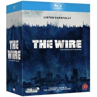 The Wire - Complete Blu-Ray Box