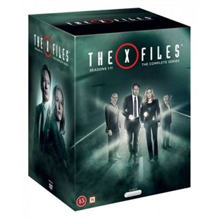 The X-Files - Season 1-11 Box