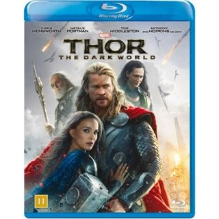 Thor 2 - Dark World Blu-Ray