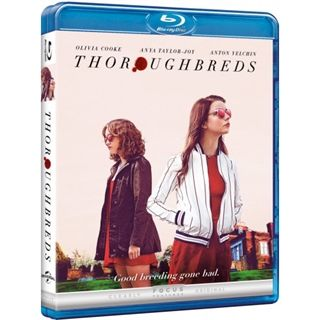 Thoroughbreds Blu-Ray