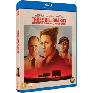 Three Billboards Outside Ebbing Missouri Blu-Ray