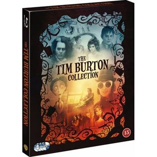Tim Burton Collection Blu-Ray