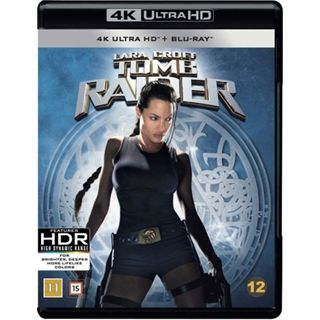 Lara Croft - Tomb Raider - 4K Ultra HD Blu-Ray