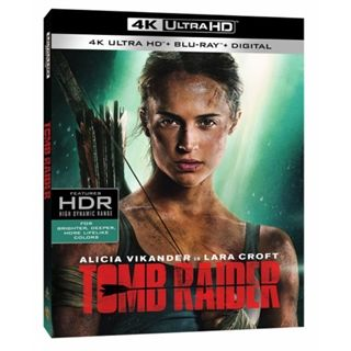 Tomb Raider - 4K Ultra HD Blu-Ray