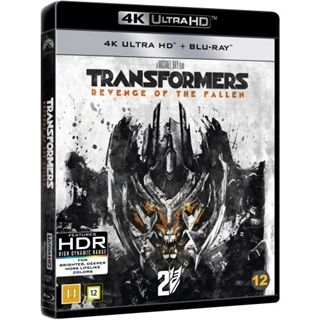 Transformers - Revenge Of The Fallen - 4K Ultra HD Blu-Ray