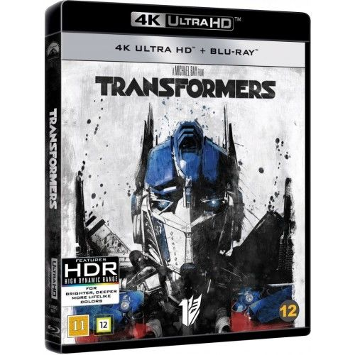 Transformers - 4K Ultra HD Blu-Ray