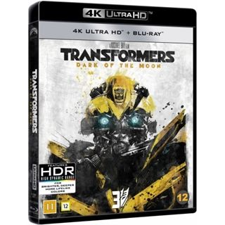 Transformers - Dark Of The Moon - 4K Ultra HD Blu-Ray