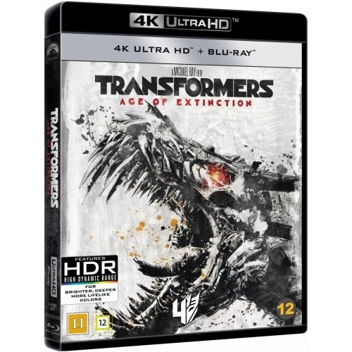 Transformers - Age Of Extinction - 4K Ultra HD Blu-Ray