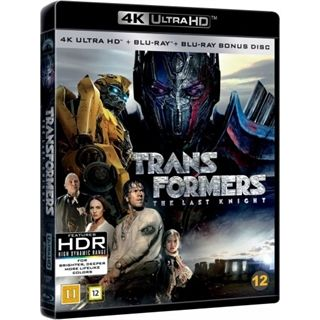 Transformers - The Last Knight 4K Ultra HD Blu-Ray