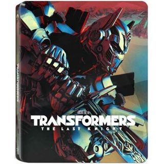 Transformers - The Last Knight - Steelbook 3D Blu-Ray