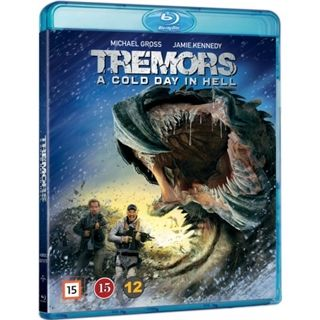 Tremors - A Cold Day In Hell Blu-Ray