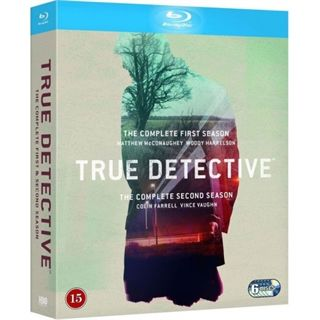 True Detective - Season 1-2 Blu-Ray