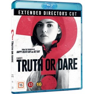 Truth Or Dare Blu-Ray