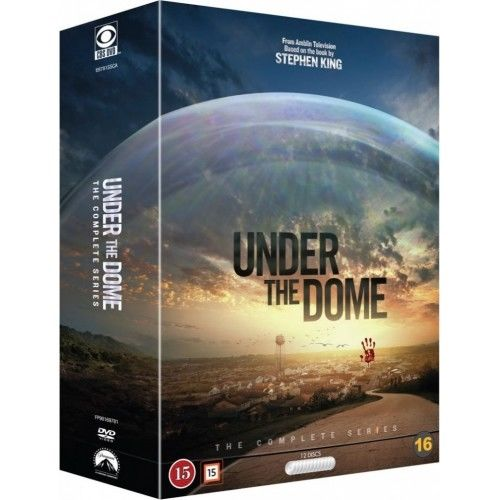 Under The Dome - Complete Box