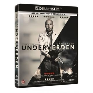 Underverden 4K Ultra HD Blu-Ray