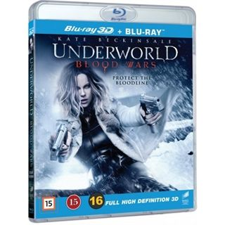 Underworld - Blood Wars 3D (BD)