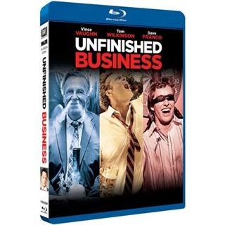 UNFINISHED BUSINESS BD