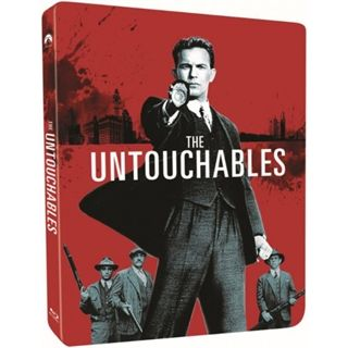 The Untouchables - Steelbook Blu-Ray