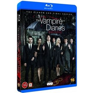 Vampire Diaries - Season 8 Blu-Ray