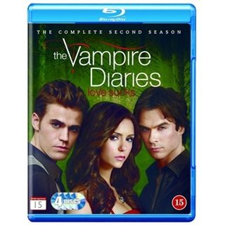 Vampire Diaries - Season 2 Blu-Ray
