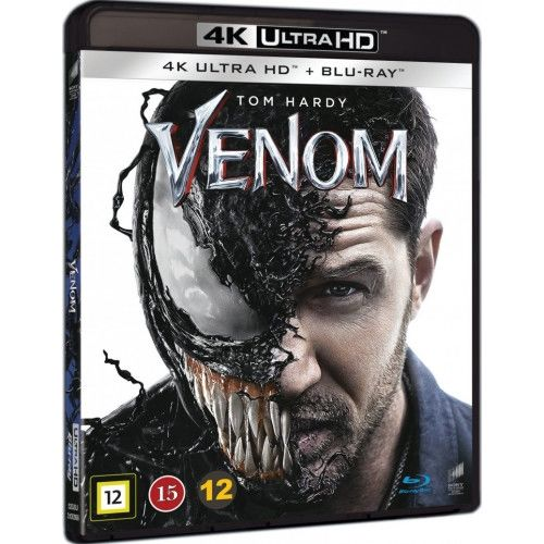 Venom - 4K Ultra HD Blu-Ray